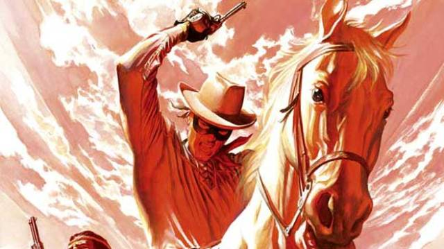 Lone Ranger - Alex Ross